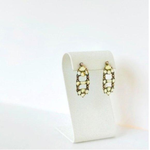 J. Crew Vintage Chandelier Earrings